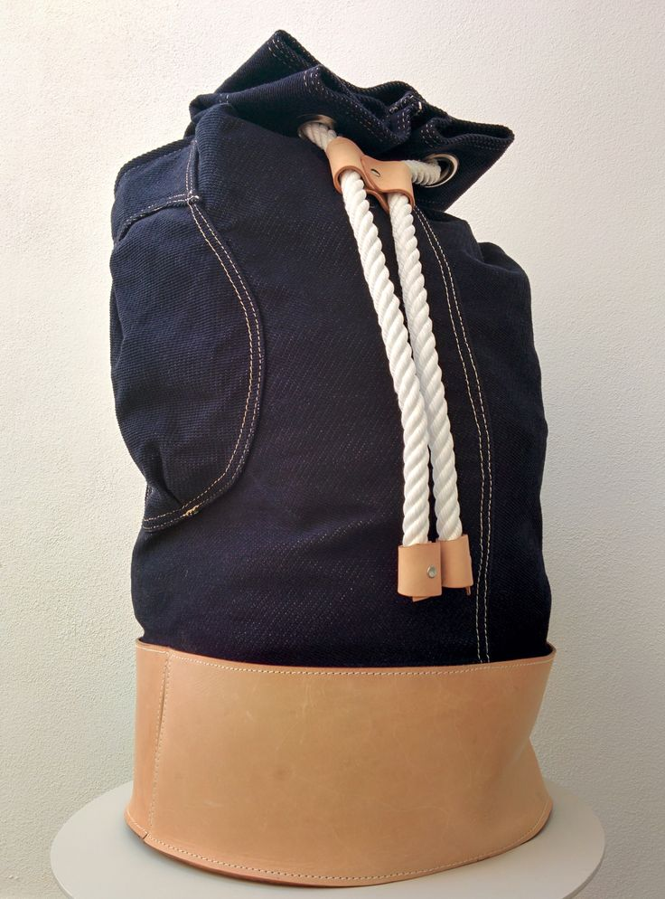 Sailor Duffel Bag