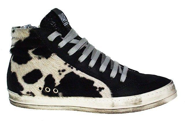 P448 Sneaker   Skatebs - schwarz   weiß