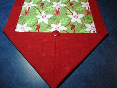 91 best images about table runners and table toppers on for 10 minute table runner directions