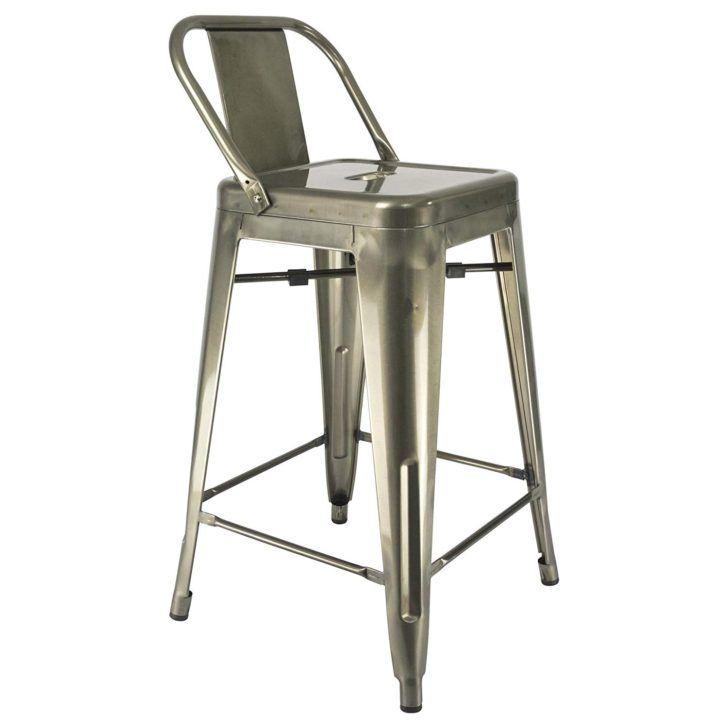 Interior Design Chaise Tolix Chaise Privee Tolix With Backrest Stool Raw Grey 62cm H3n5pdhl Sl1500 Haute Cuisine M Avec Images Tabouret Industriel Tabouret Tabouret De Bar