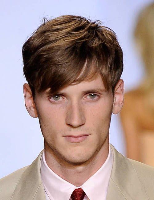 19 Best Bangs Men Hairstyles Images On Pinterest
