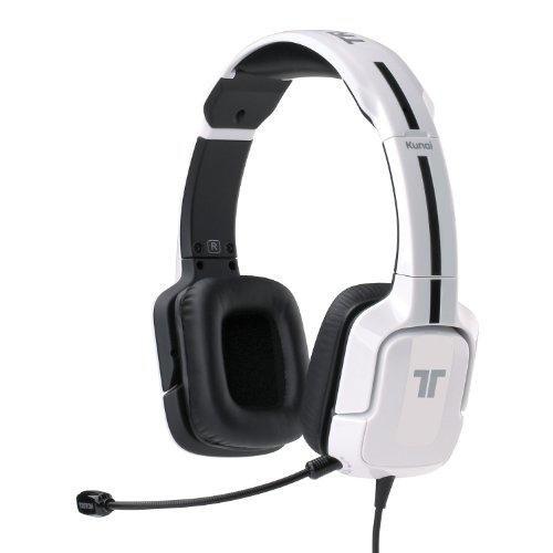 Oferta: 47.9€. Comprar Ofertas de Tritton - Auriculares Kunai, Color Blanco (PS4, PS3, PS Vita) barato. ¡Mira las ofertas!