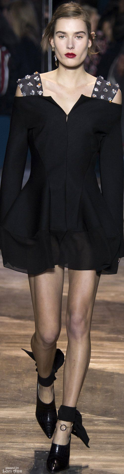Christian Dior Couture Spring 2016