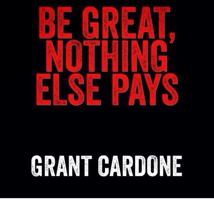 10x Rule Quotes: Artwork, Grant Cardone, Movie