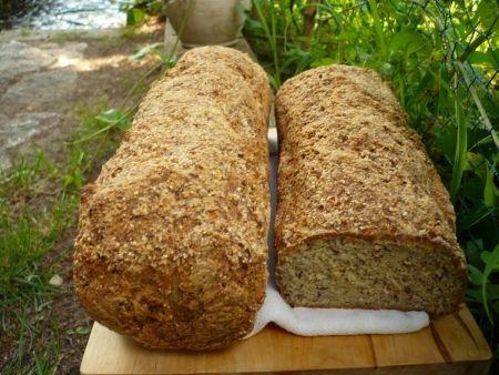 Gluténmentes kenyér ©