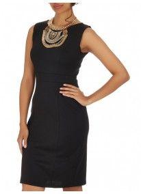edit | Bodycon Dress Black