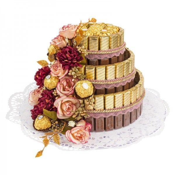 Jetzt Kreative Bastelideen Entdecken Und Dekorative Torten Fur Jeden Anlass Selber Basteln Mit Prakti Geburtstag Torte Basteln Styropor Torte Torten Basteln
