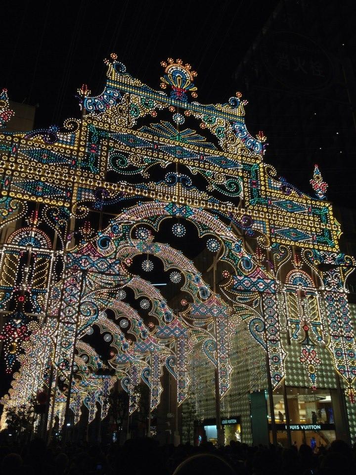 kobe-luminarie2012 神戸に来ました!