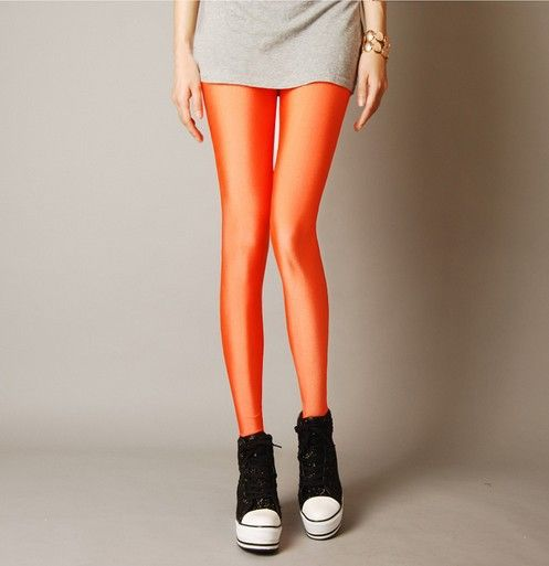 Legging Multiple Candy Color Neon Leggings Adventure Time Womens Tops Fashion 2015 Sexy Skinny Elastic Pants Hot Sale HDDK002