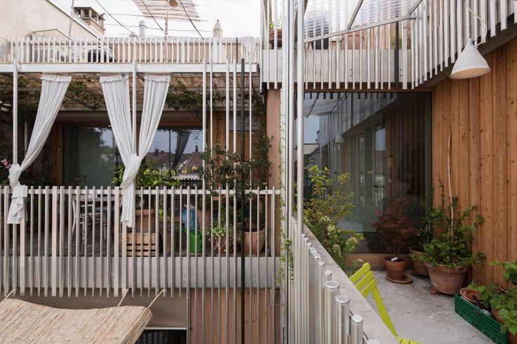 Lichtstrasse / HHF Architects