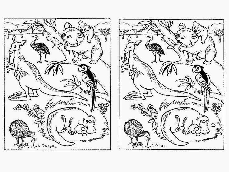 Дошкольная логопедия: ЖИВОТНЫЕ ЖАРКИХ СТРАН И ИХ ДЕТЁНЫШИ