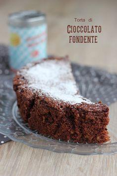 Dolce Salsarosa: Torta di cioccolato...dell'ultimo momento!