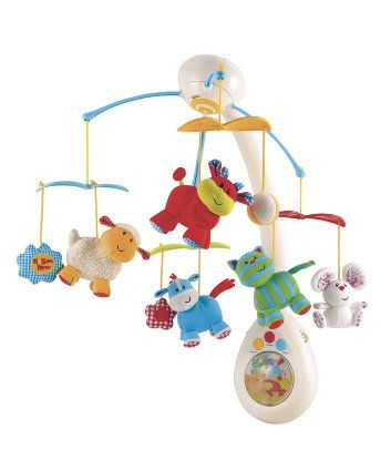 Mothercare/Early Learning Farm Cot Mobile