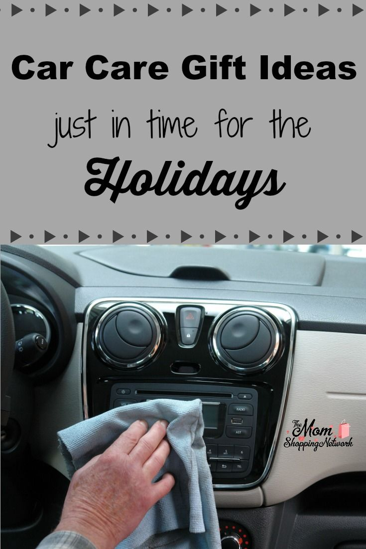 These Practical Car Care Gift Ideas For The Holidays Are Perfect Lover On Your Shopping List Carcare Gifts Cars Men
