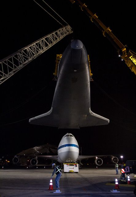 Space Shuttle Enterprise De-mate (201205130021HQ) by nasa hq photo, via Flickr
