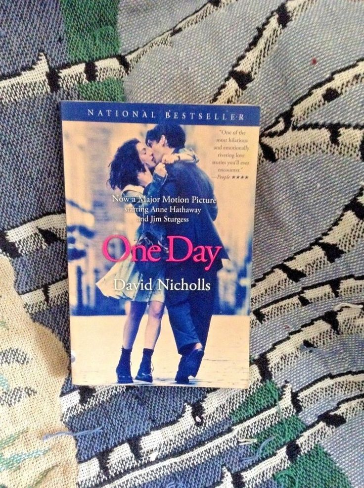 ONE DAY by DAVID NICHOLLS 2010 PB 1st VINTAGE CONTEMPORARIES EDITION