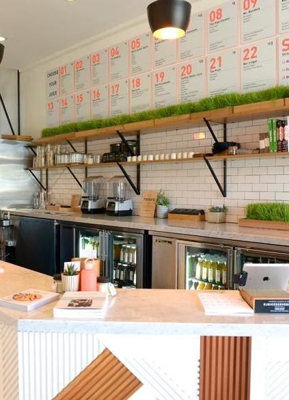 14 best Gym Juice bar images on Pinterest Drink, Bakery shops and