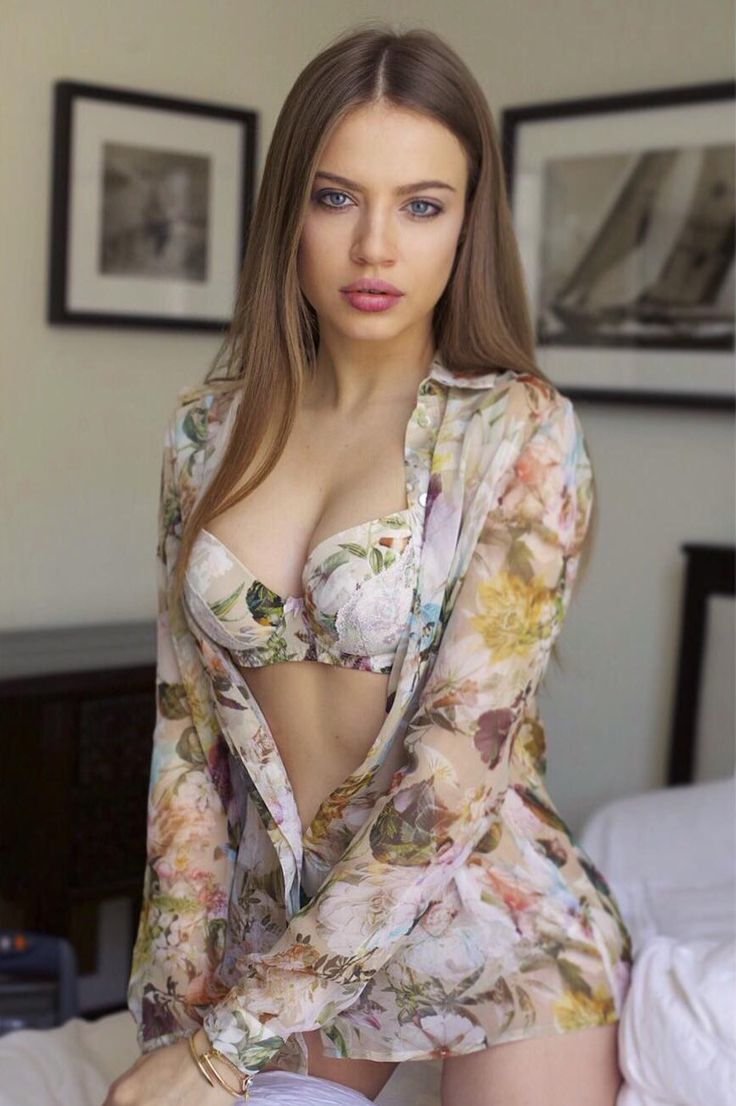 Xenia tchoumitcheva lingerie opinion
