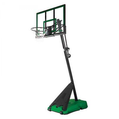 Advertisement Ebay Spalding Nba 50 Acrylic Hercules Exactaheight Portable Hoop System Basketball Systems Portable Basketball Hoop Spalding