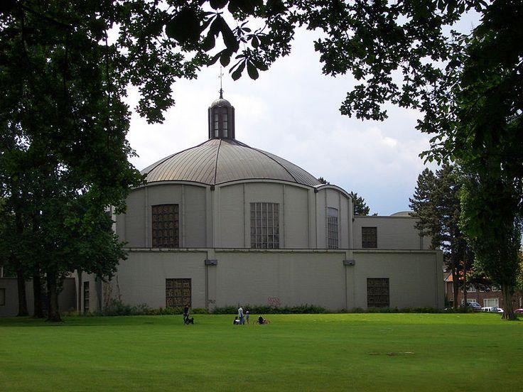 Frits Peutz, Sint-Annakerk, Heerlen 1952-1953