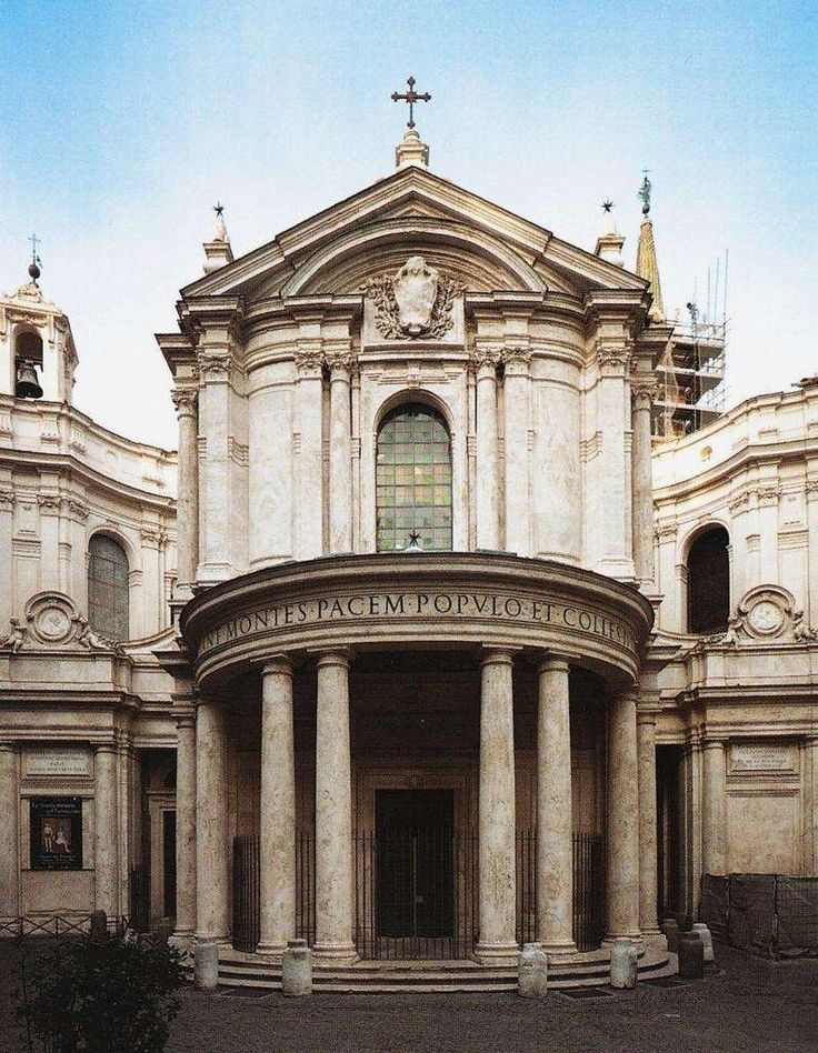 118 Best Images About Baroque Architecture Italy On