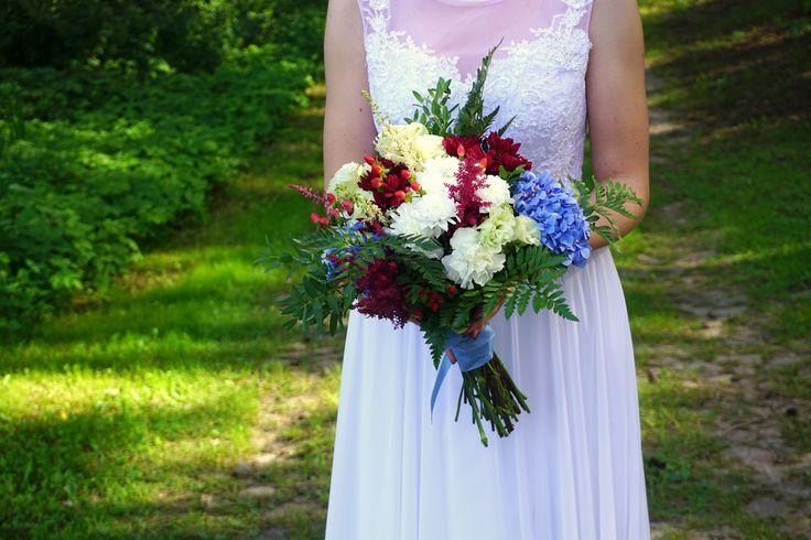 #boquet #flowers #wedding