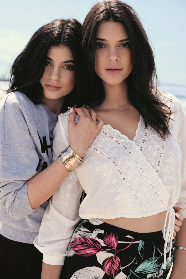 You Need to See This Wild Kendall and Kylie Jenner Throwback Video—Watch Now! Kendall Jenner, Kylie Jenner, Topshop
