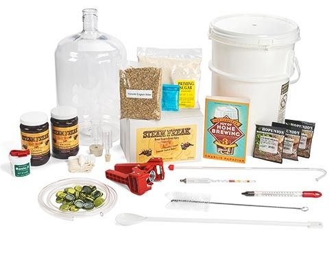 Buy Home Wine Making Kits and supplies, Home Beer brewing kits and supplies for homemade wine and beer from ECKraus.com