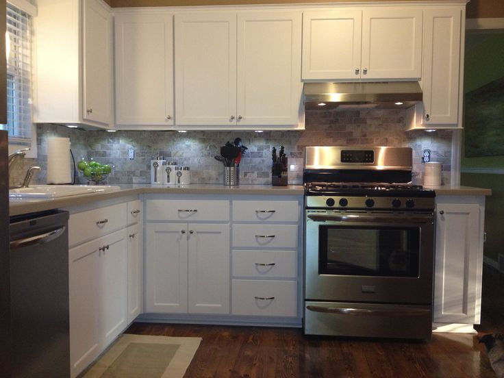 picture of small l shaped kitchen design