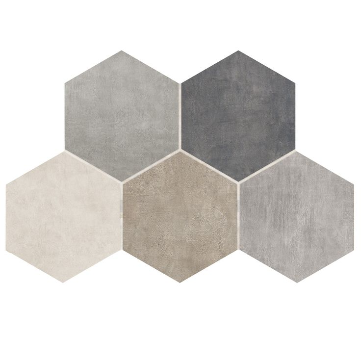 Introducing Downtown. A new concrete-effect porcelain tile from Italy.
