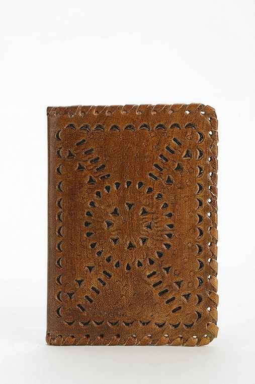 Cleobella Painted Leather Passport Holder - Urban Outfitters