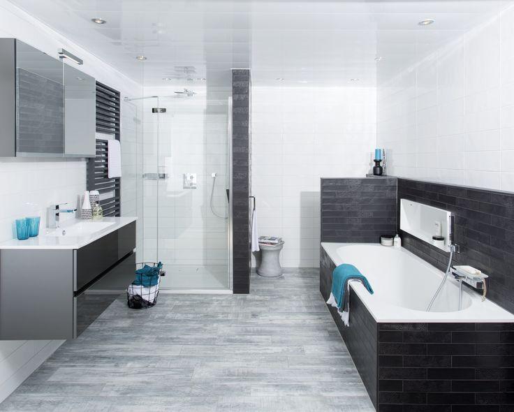 DesignLook badkamer: Een fraai toonbeeld van balans