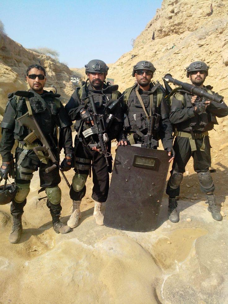 Ssg commandos salary in pakistan
