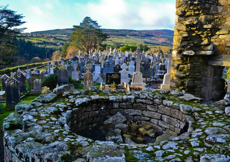 St Mullin's, County Carlow Ireland. Photo by James Creaney.
