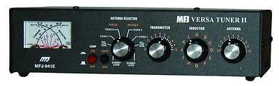 Other Ham Radio Equipment: Mfj-941E Hf Antenna Tuner With Mini Cross Meter, 300 Watts -> BUY IT NOW ONLY: $145.25 on eBay!