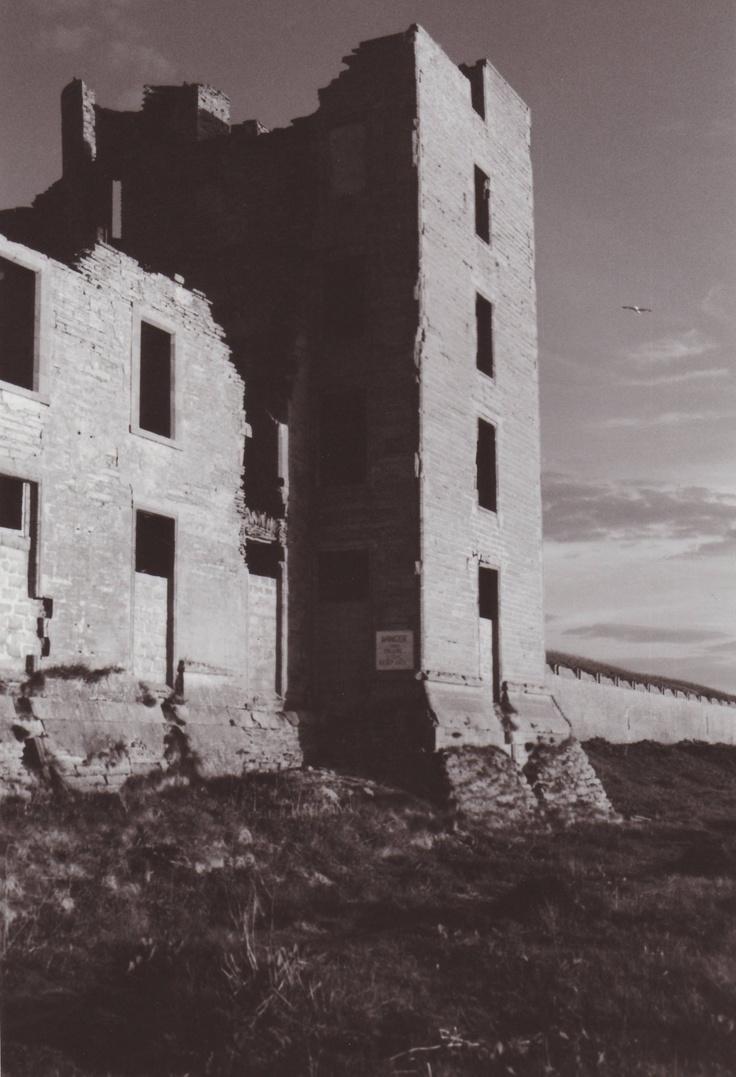 Ruins- Thurso, Scotland.