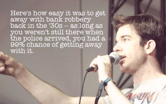 12 Killer John Mulaney Stand-up Jokes from Sight Gags