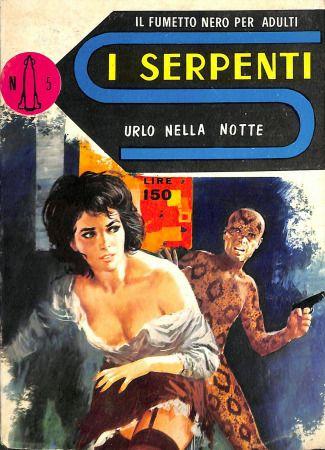 Collezionismo: I serpenti http://c4comic.it/collezionismo/i-serpenti/