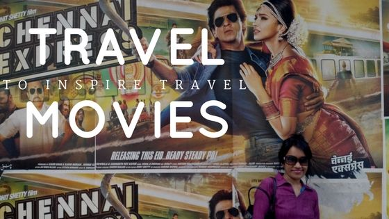 Travel Movies To Inspire Travel - Inspirational top 5 #travelmovies to #travel https://myownwaytotravel.com/top-5-bollywood-movies-inspire-travel/ #hindimovies #indianmovies #bollywood #movies
