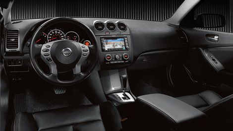 Nissan Altima Coupe Interior Google Search Altima