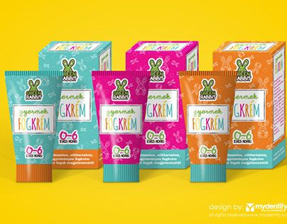 "Check out new work on my @Behance portfolio: ""Toothpaste for children branding and packaging"" http://on.be.net/1hIxIrr"