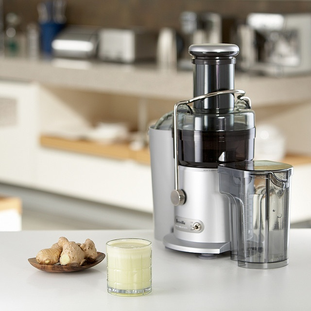 bre08-mixitup_gingy-juice by Breville USA, via Flickr