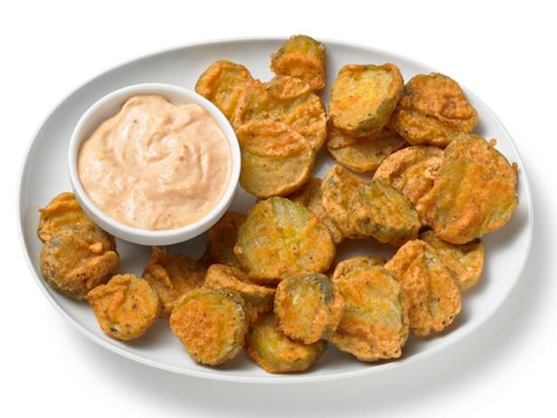 Inspired by Texas Roadhouse Almost-Famous Fried Pickles Recipe - Food Network