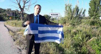 ΕΛΛΗΝΙΚΗ ΔΡΑΣΗ: Αλβανικών προκλήσεων συνέχεια – Έκαψαν ελληνική ση...
