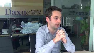 Xavier Marchat from Daxue Research - https://www.youtube.com/watch?v=mSFr_dXGPP8