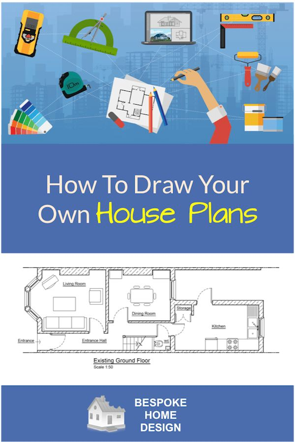 Are you a terraced house owner who is thinking of getting some building work done to your home? Did you know that one of the best things you can do is draw up your own house plans? https://bespokehomedesign.com/blog/how-to-draw-your-own-house-plans/ This article also comes with FREE PDF Graph Paper so you can sketch up your home in minutes! If you are planning any type of building work to your home the you need to check out this article now!