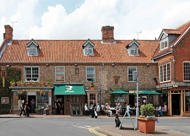 Best of British - Travel - Stylist Magazine-Holt, Norfolk