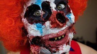 Клоуны монстры страшный розыгрыш 2016 - Clowns monsters scary Prank 2016 !