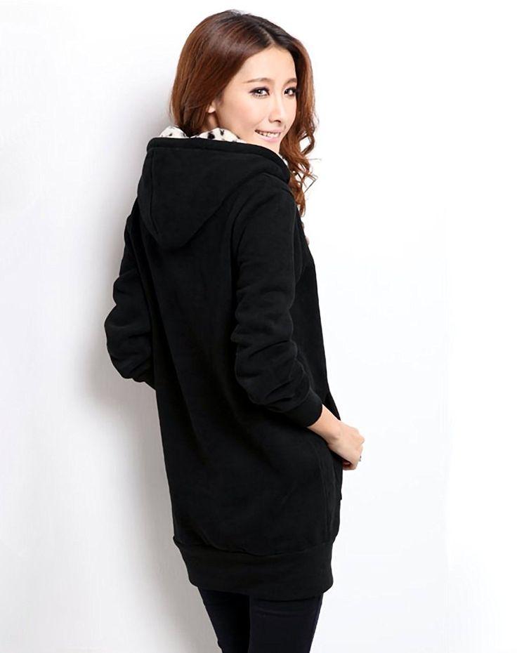Amazon | ( マゴット ) Maggot ロング パーカー レディース 長袖 裏起毛 スリム 選べて嬉しい 2タイプ 6カラー 5サイズ 韓国ファッション | トレーナー・パーカー 通販