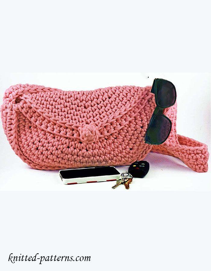 Mini-purse crochet pattern free                                                                                                                                                     More